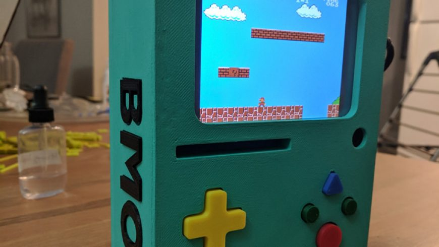 BMO Lives!!! (and his 2 other derivative projects)