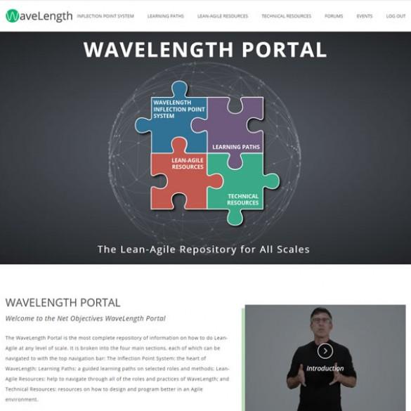 Wavelength Portal